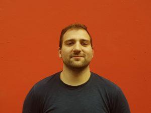 Trainer Aleksander Stefanovic